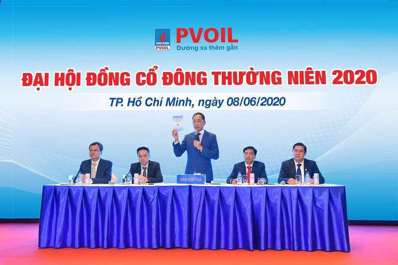 AGM 2020: PVOIL strives to overcome difficulties and minimize losses from pandemic Covid-19