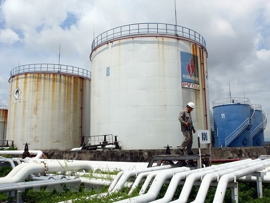 Petroleum imports jump over 6.2 billion in first 9 months