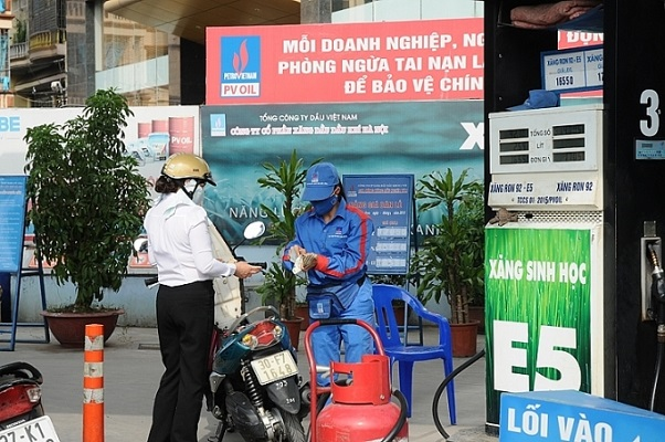Hanoi: E5 gasoline use has increased to 45%