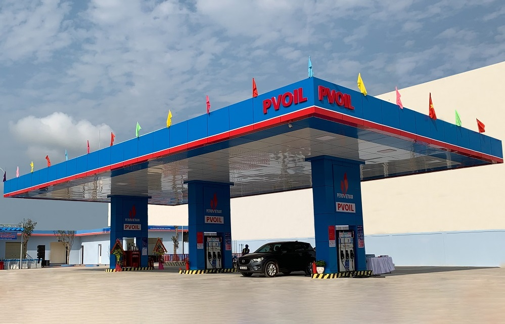 PVOIL Vung Ang opens new petroleum station