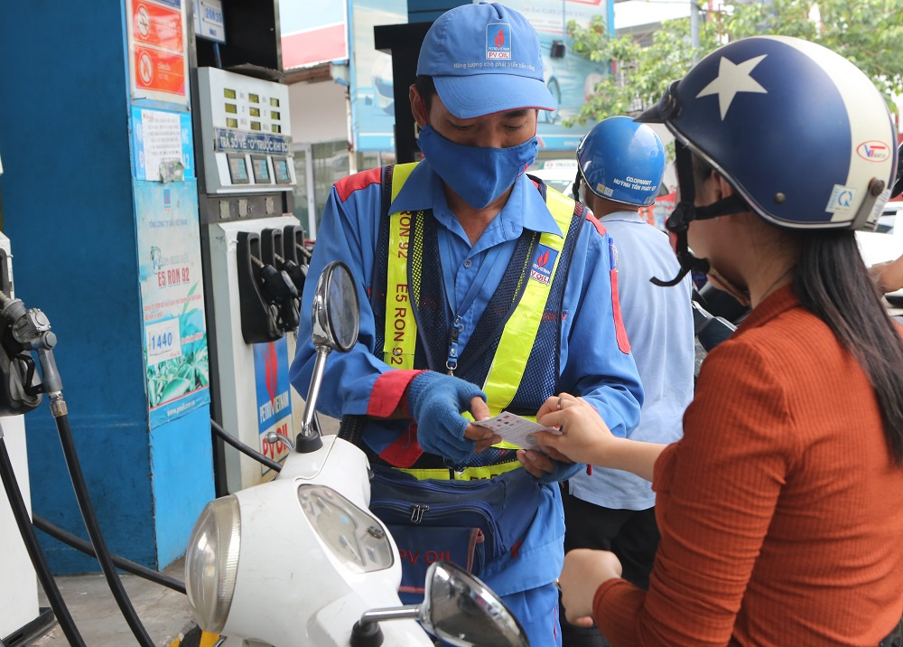 Customers to buy petroleum at PVOIL retail outlets with GOT IT gift vouchers