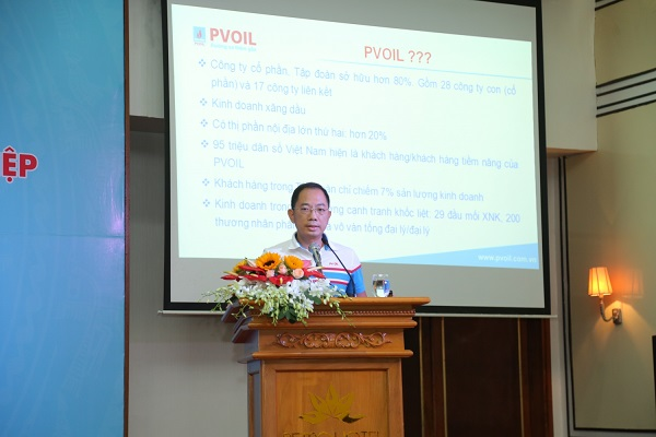 Petrovietnam organizes conference to review communication and business culture building tasks