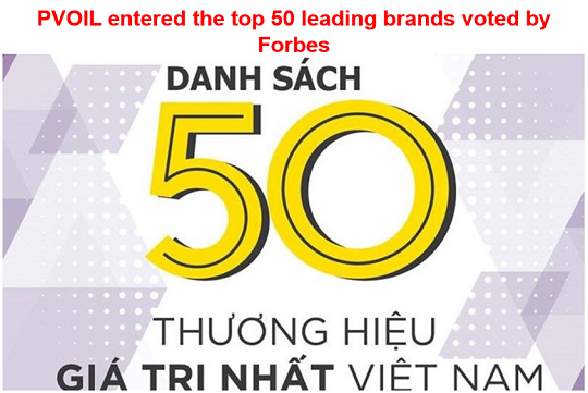 Forbes Vietnam announces top 50 brands in 2019